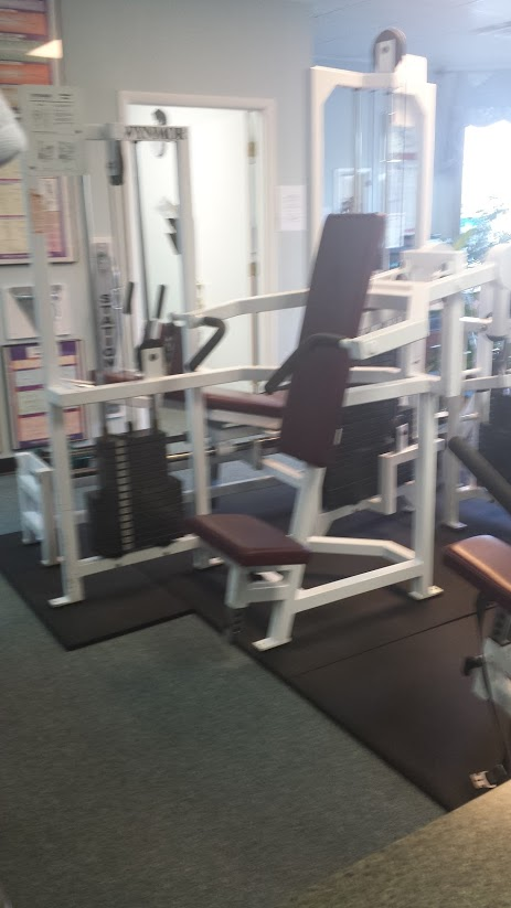 This is our Shoulder Press